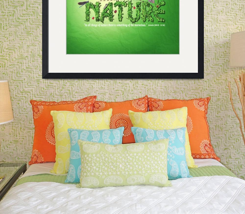 """""""Nature&quot  (2012) by creactive5"""
