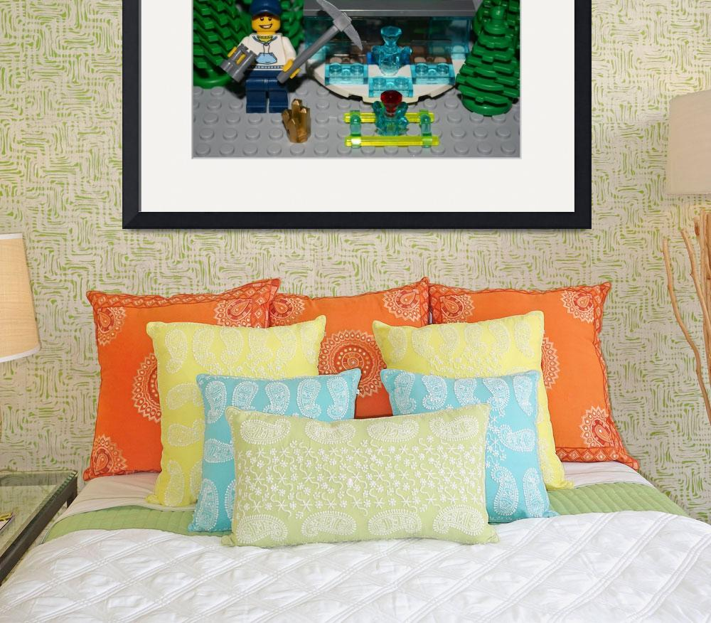 """""""I am an artist who works with Lego-Nathan Sawaya&quot  by LifeLoveLiberty"""