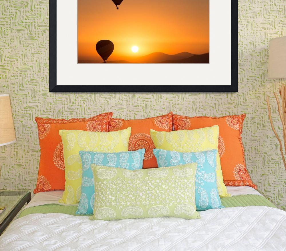 """hot-air-ballooning-436440&quot  by beautifulpics"
