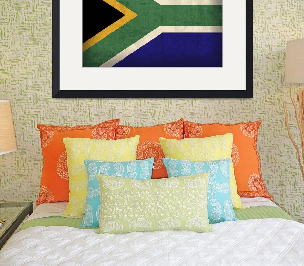 """""""South Africa""""  by artlicensing"""