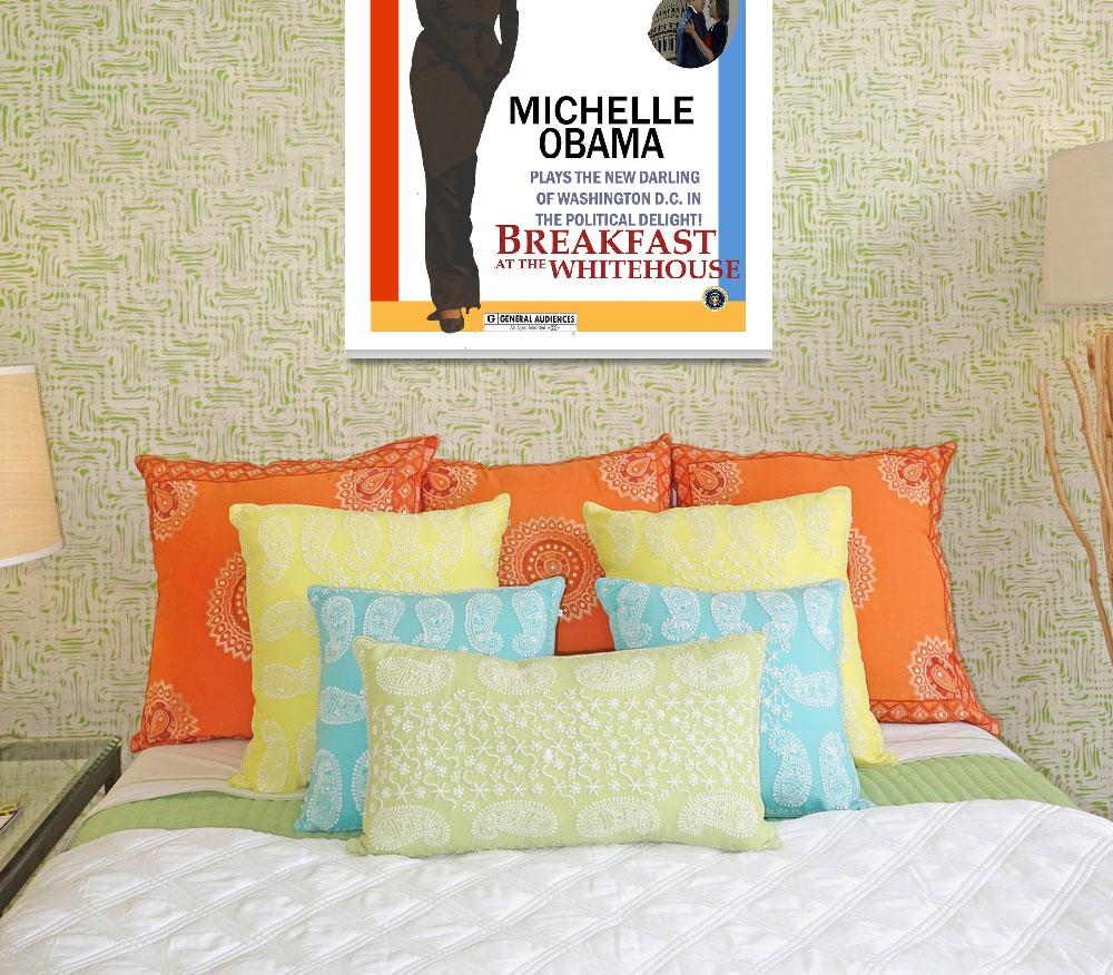 """""""michelle breakfast movie1a300&quot  (2008) by vintagenblack"""