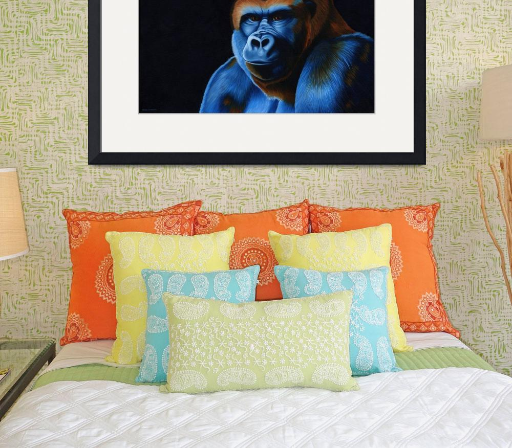 """""""Memoirs of a Gorilla&quot  (2010) by AliciaWishart"""