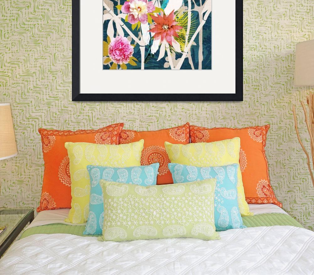 """""""Sweet Chinoiserie&quot  by cozamia"""