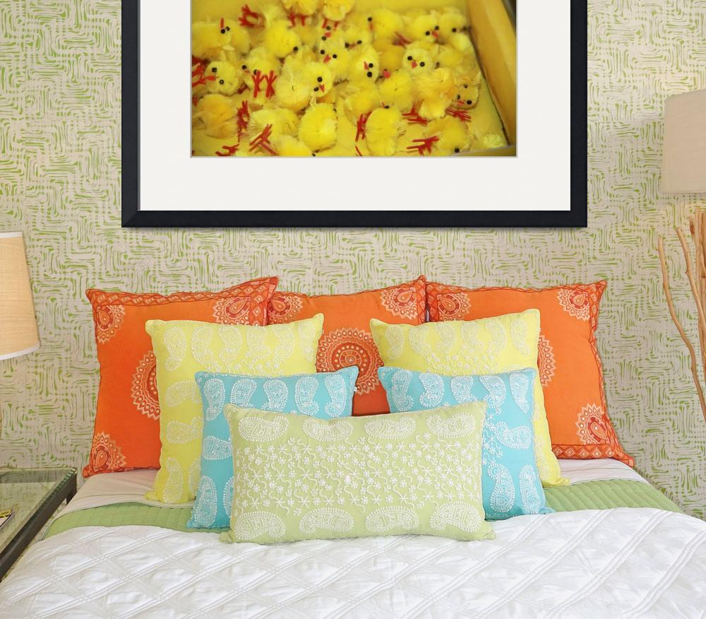 """""""Peeps&quot  (2010) by stephcollier"""
