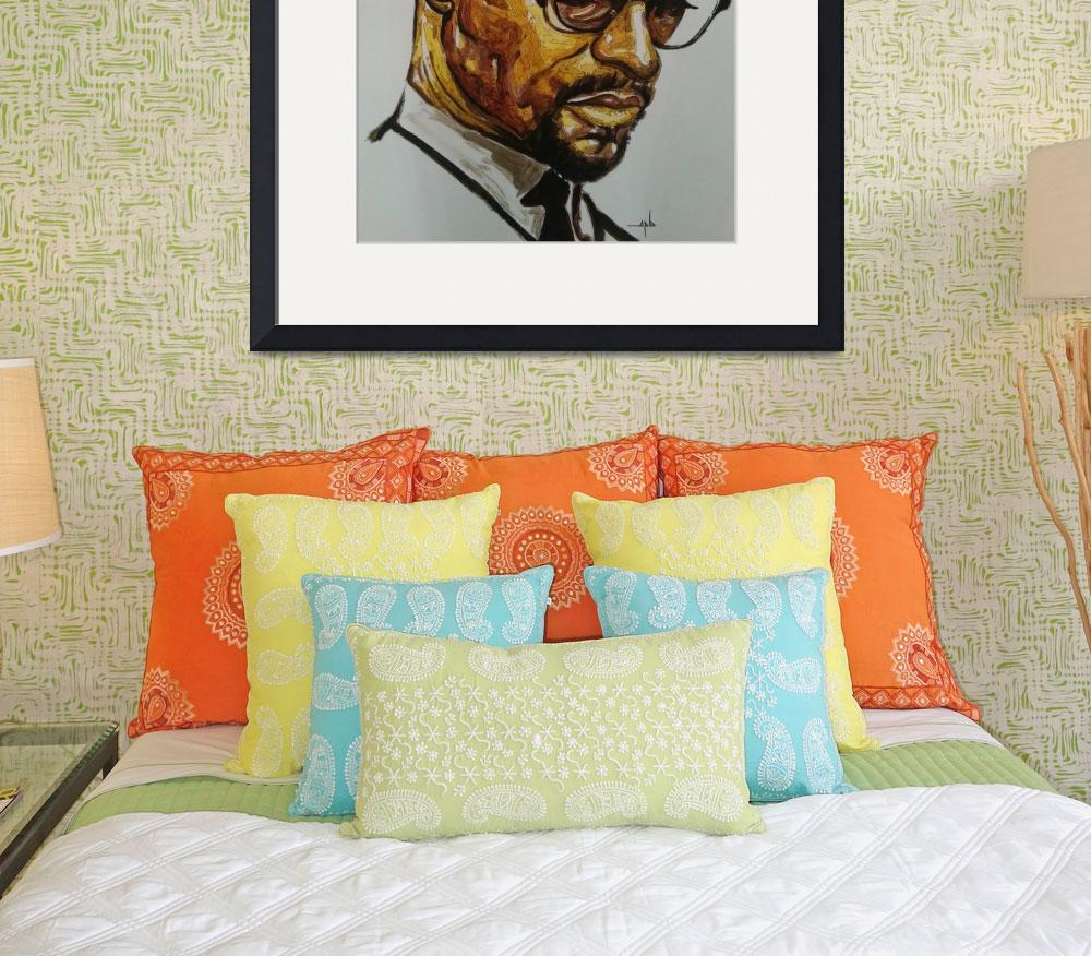 """""""Malcolm X&quot  (2013) by AllPointsBulletin"""