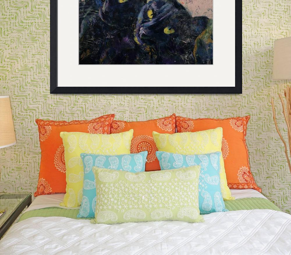 """""""Black Cats&quot  by creese"""