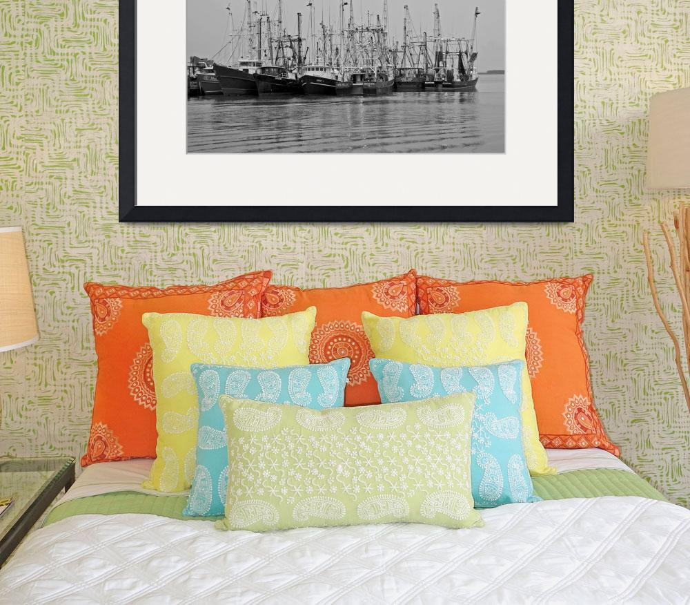 """""""Cape May Fleet&quot  (2008) by sharkytx"""