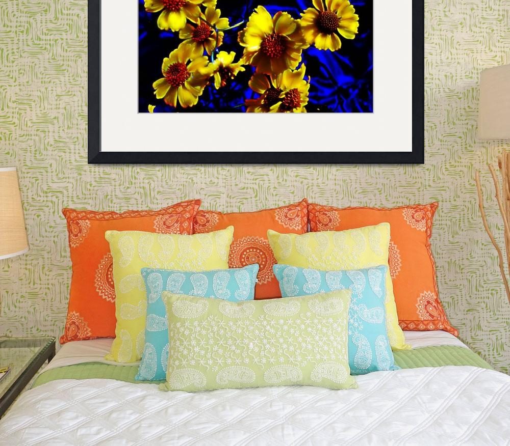 """""""yellow flowers&quot  (2005) by studiobrian"""