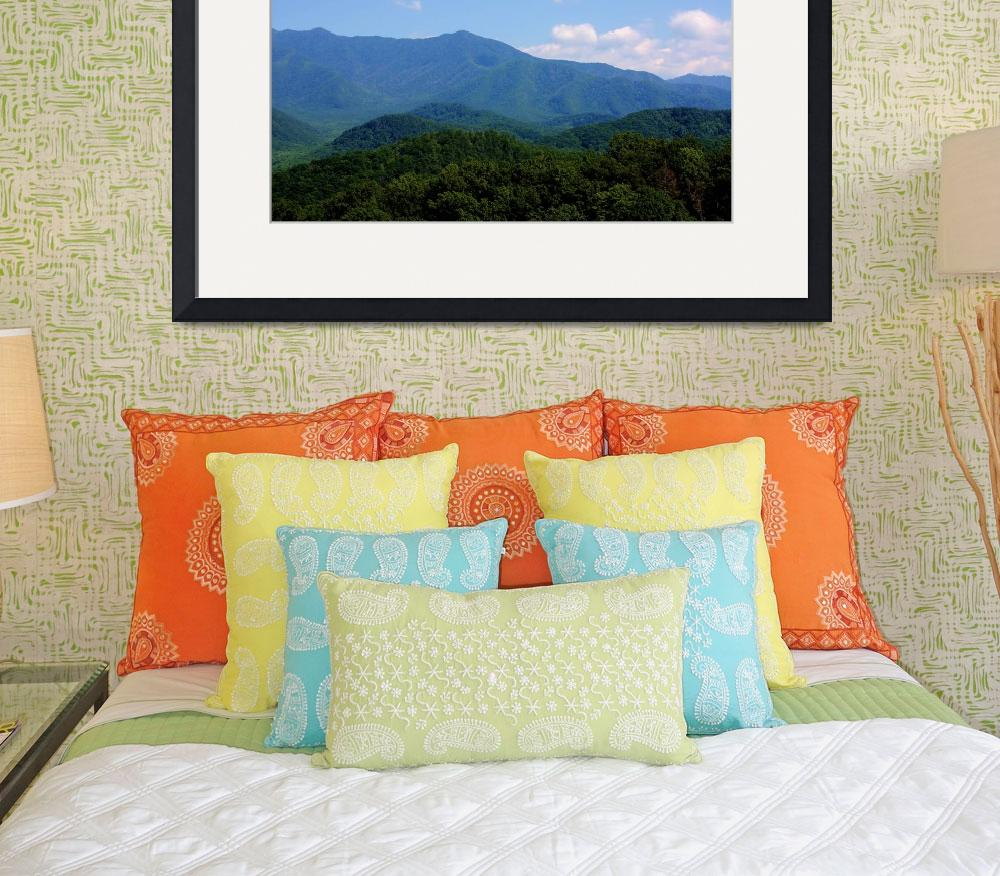 """Great Smokey Mountains&quot  (2009) by vwiwi"