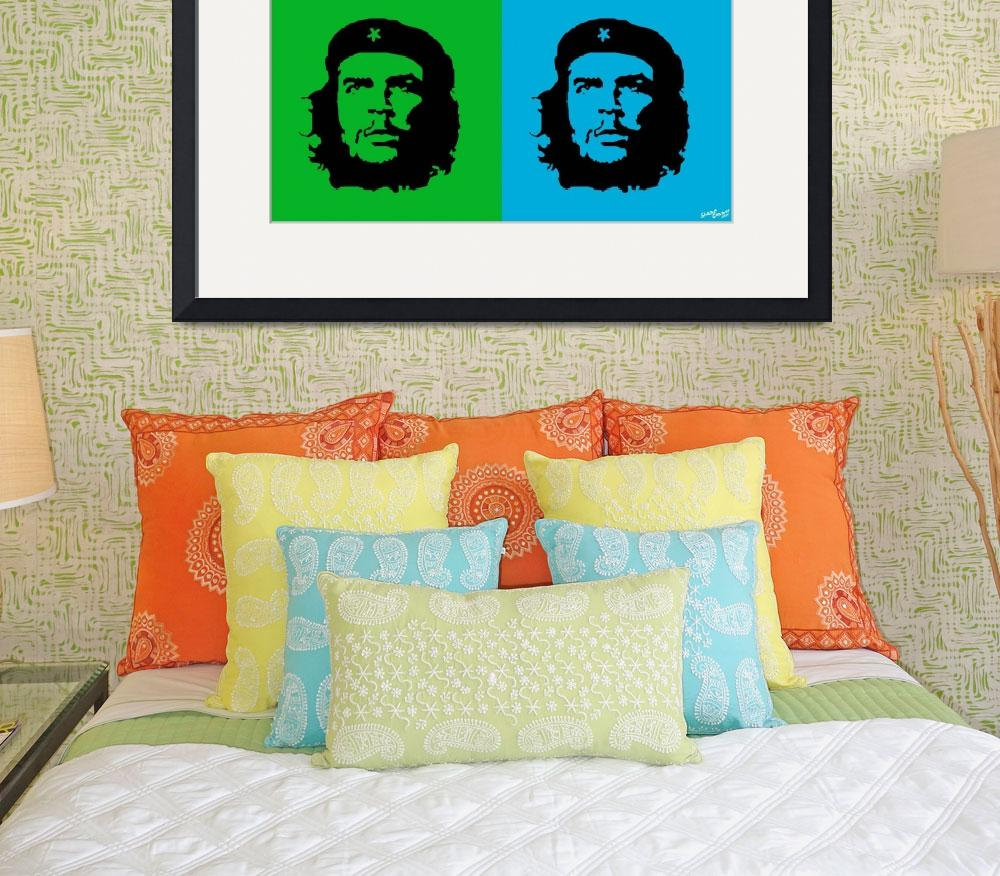 """""""THE UNITED COLOURS OF CHE GUEVARA&quot  by ShaneConnor"""