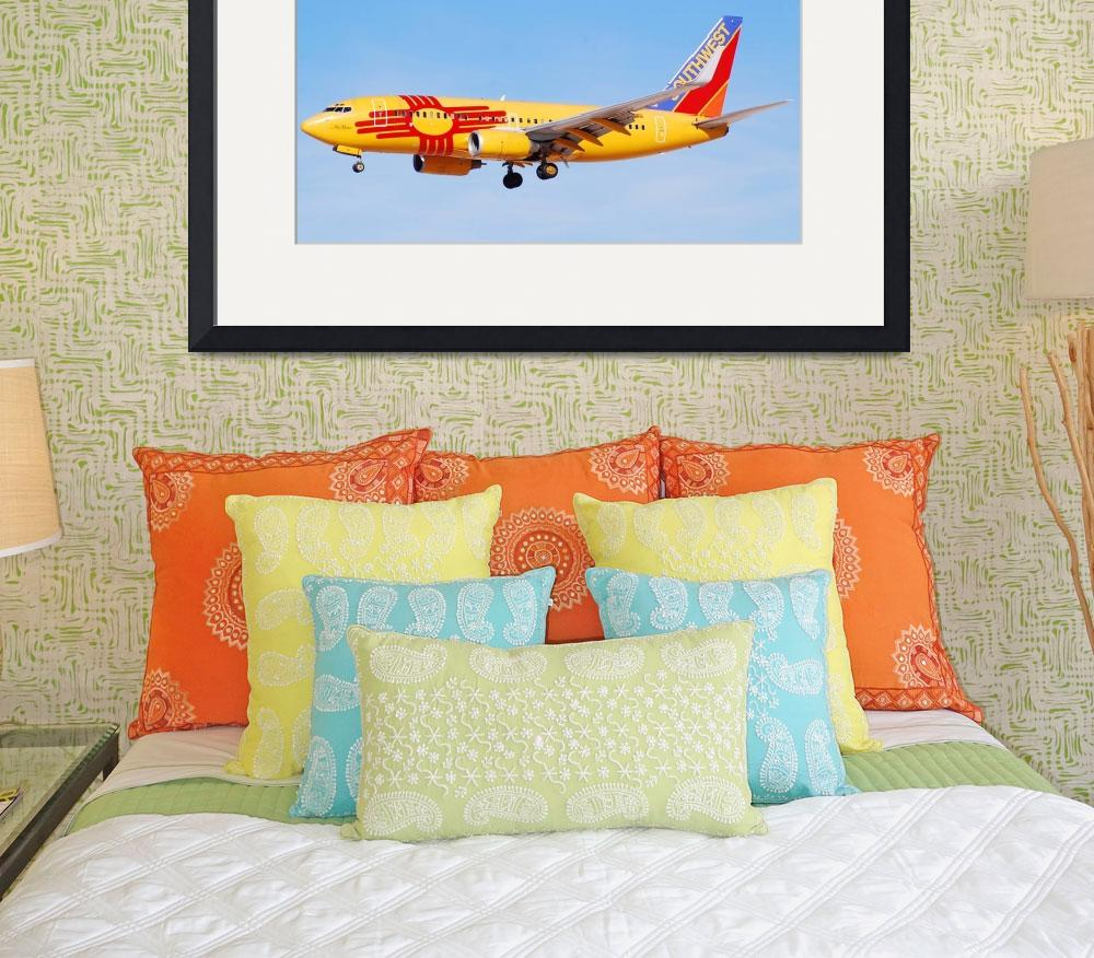 """""""SOUTHWEST AIRLINES""""  by Frick187"""