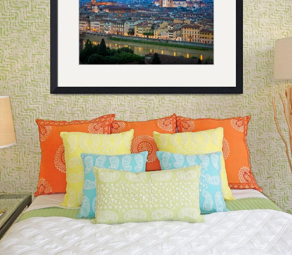 """""""Firenze By Night&quot  (2013) by Inge-Johnsson"""