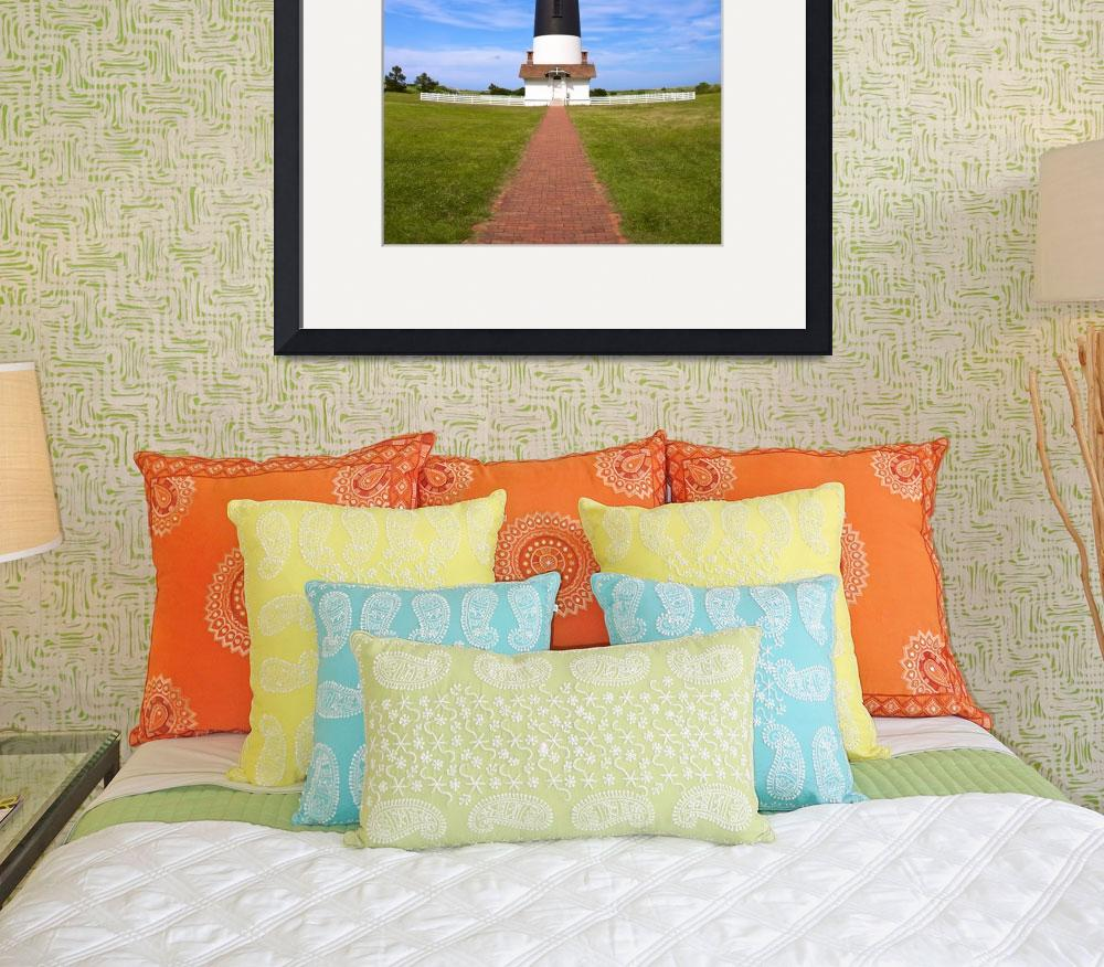 """""""Bodie Island Lighthouse""""  (2009) by brownnic"""