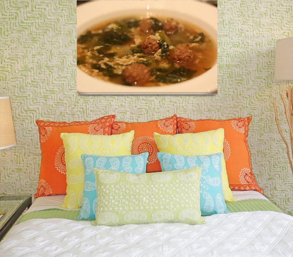 """""""Italian Wedding Soup&quot  (2011) by frankpas"""