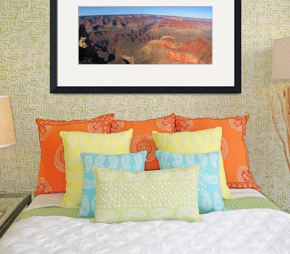 """""""Grand Canyon, small panorama&quot  by fjsjr"""