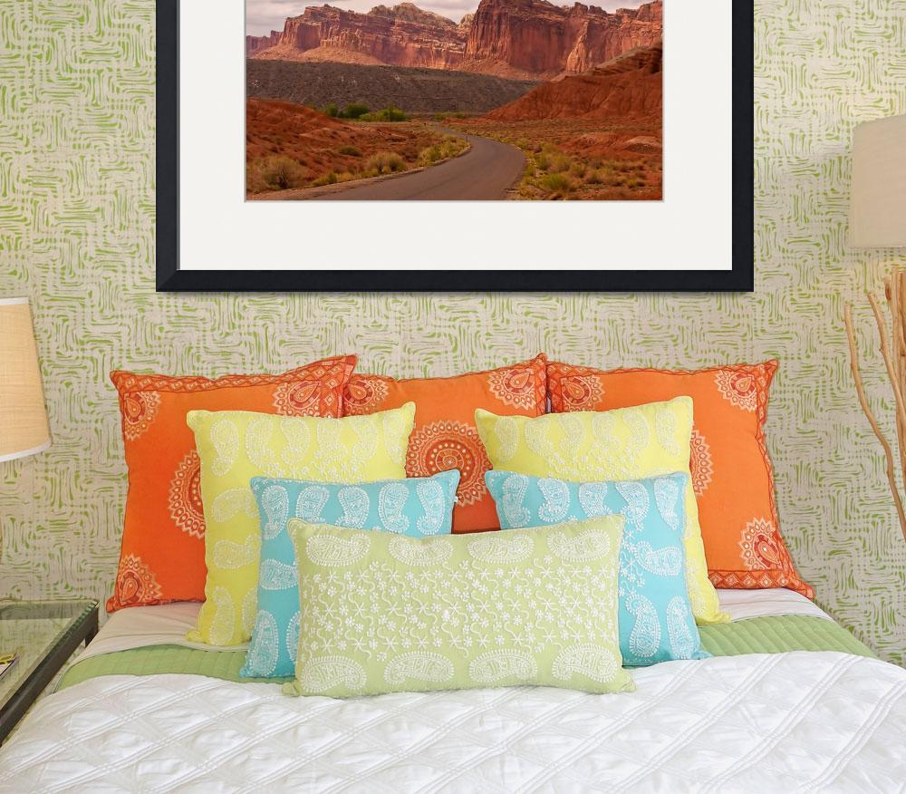 """""""Capital Reef National Park-7&quot  (2009) by naturesimages"""