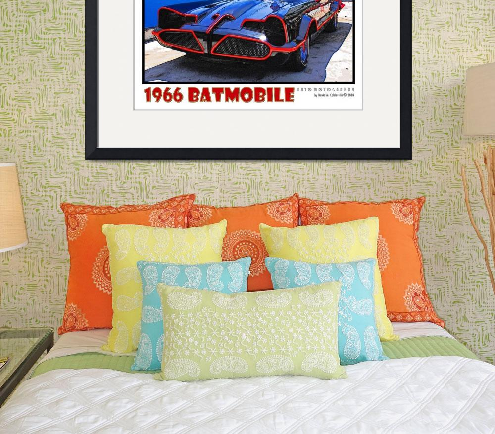 """""""The Batmobile!&quot  (2010) by Automotography"""