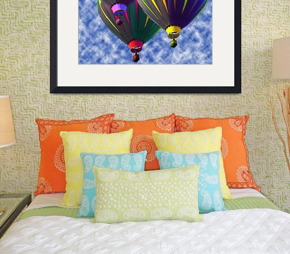 """""""Up Up and Away&quot  (2011) by jnetto"""