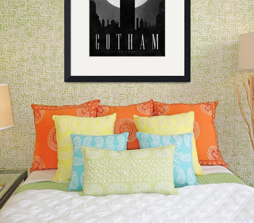 """Gotham&quot  (2010) by JustinVG"