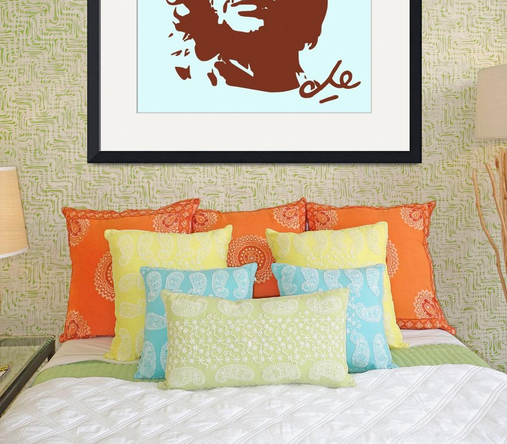 """""""Che Guevara Poster 7""""  by motionage"""