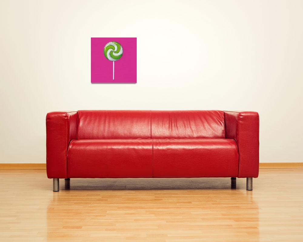"""""""L Is For Lollipop&quot  (2010) by LibbyJohnston"""