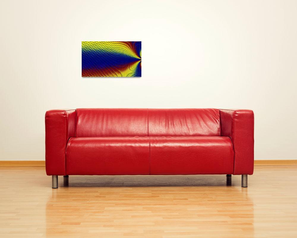 """Techno World""  (2011) by Joe_Belmont"