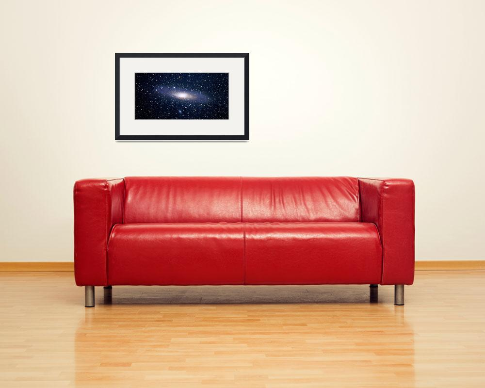 """Andromeda Galaxy (Photo Illustration)&quot  by Panoramic_Images"