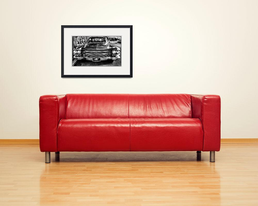"""""""1963 Cadillac&quot  (2012) by barbee"""