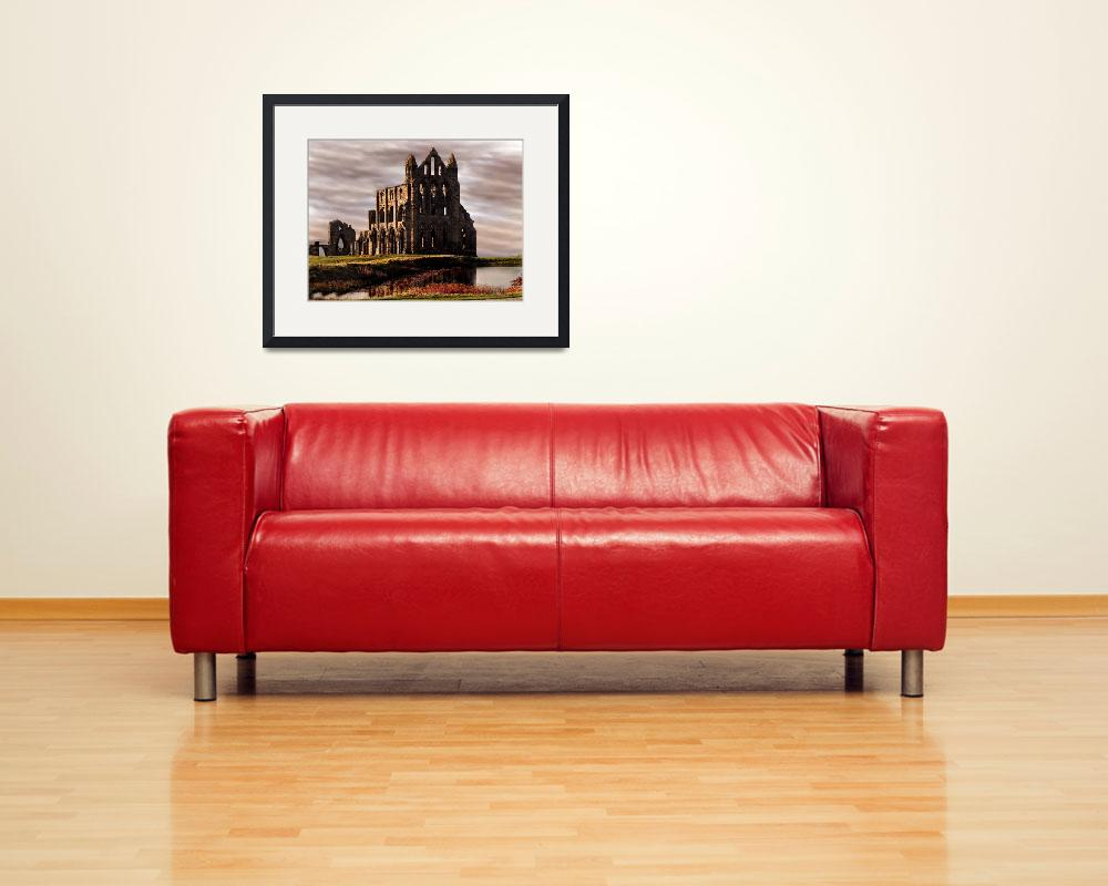 """""""Whitby Abbey&quot  (2008) by Bootneck"""