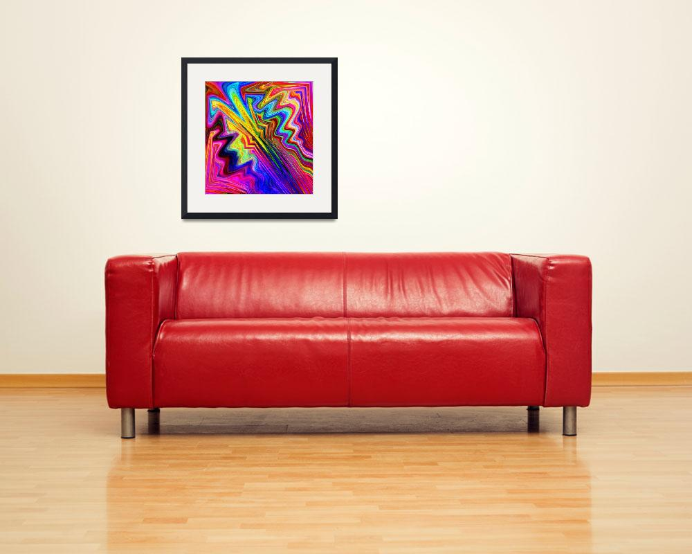 """""""abstract-colors&quot  (2012) by Almajam"""