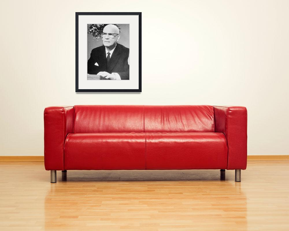 """Urho Kekkonen, President of the Republic elected f""  by motionage"