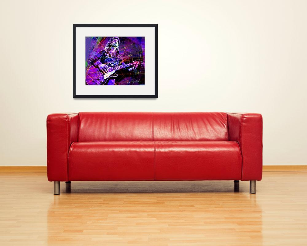 """""""JIMMY PAGE SOLOS&quot  (2001) by DavidLloydGlover"""