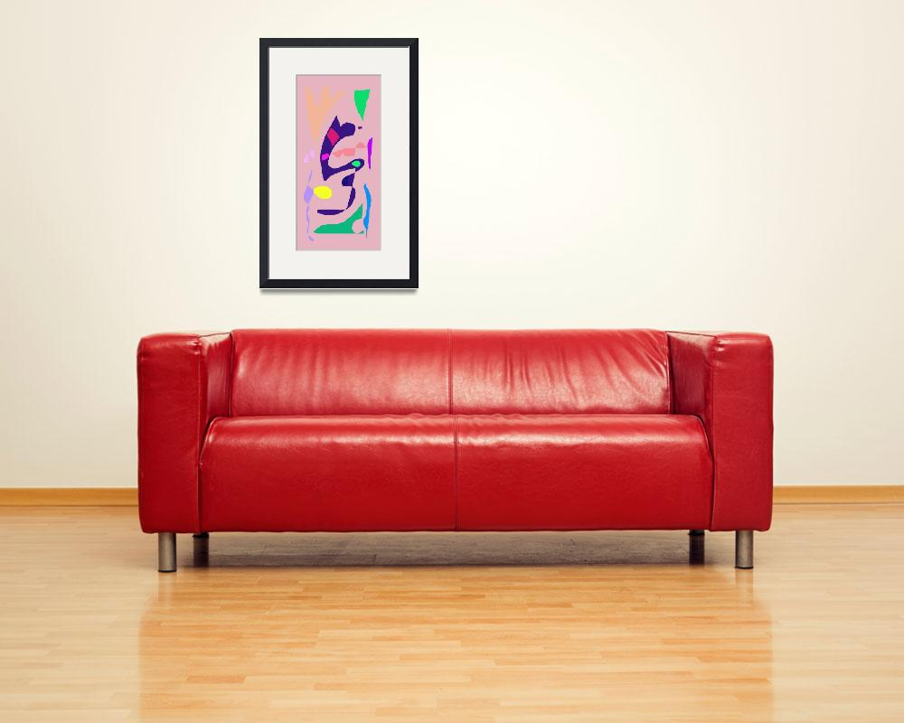 """""""Modest Humble Living Cool Tiny Room Joy&quot  (2012) by masabo"""