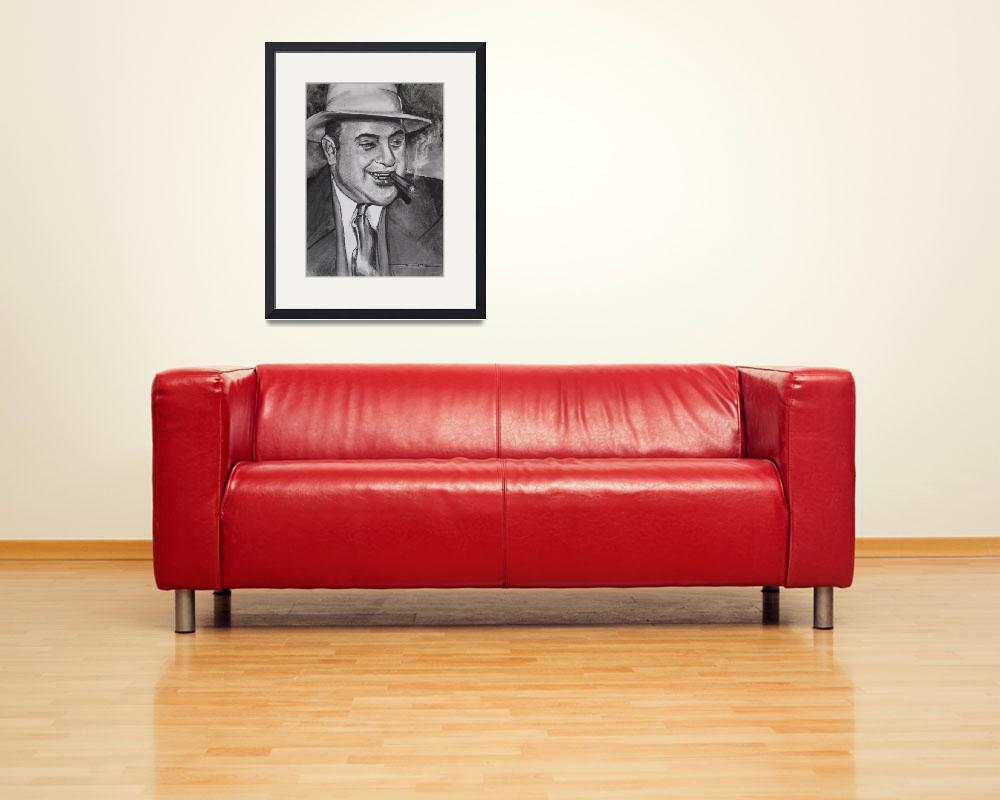 """""""Al Capone""""  (2012) by EricDee"""