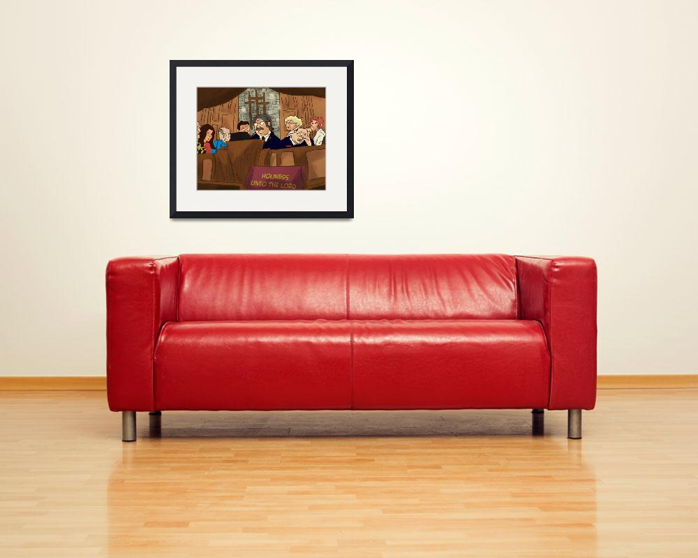 """""""Church Band at Rest""""  (2010) by mchenderson"""