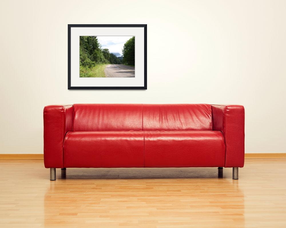 """""""A scenic road 2&quot  (2008) by Albertphoto"""