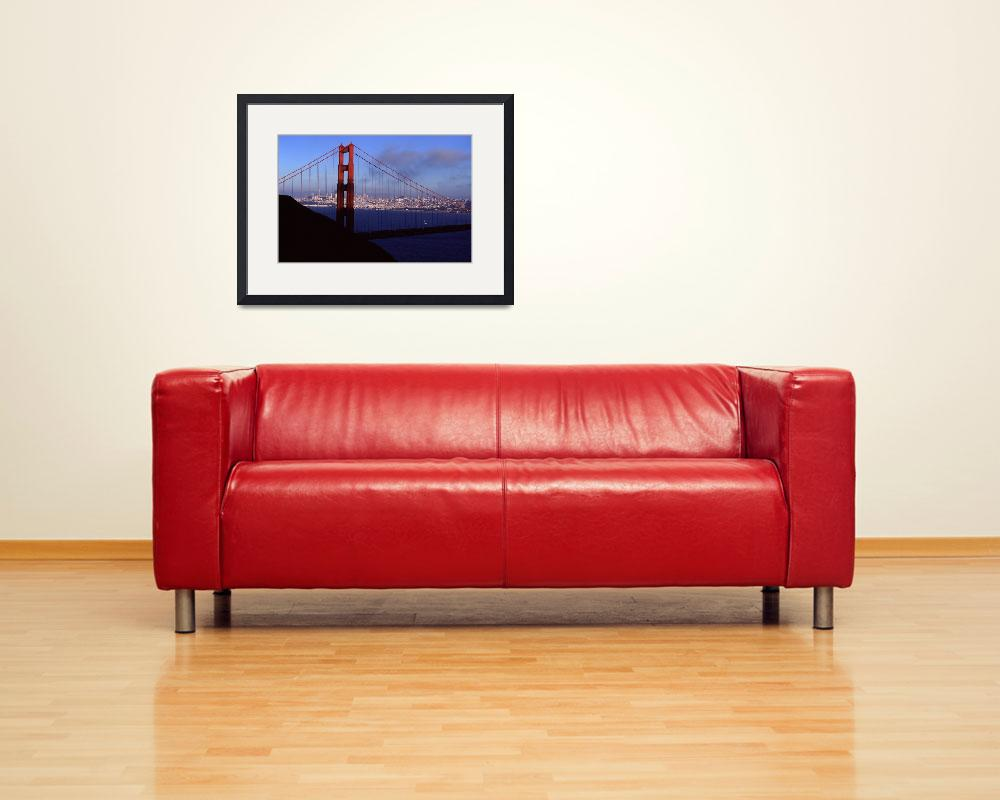 """Golden Gate Bridge, San Francisco, CA""  by fineartphoto"