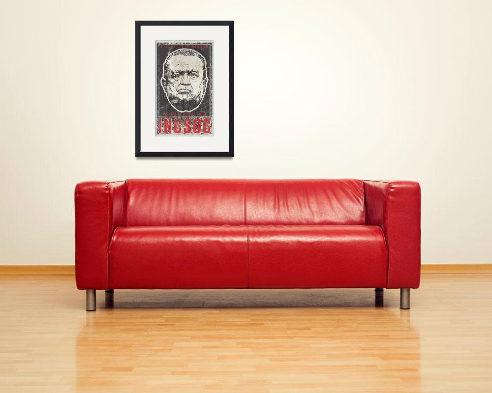 """Big Hoover Is Watching&quot  by libertymaniacs"