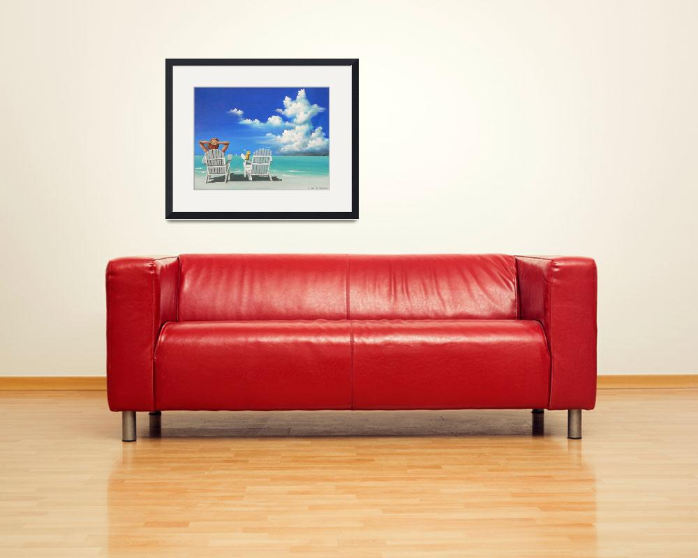 """""""Watching Clouds&quot  (2003) by sgnarts"""