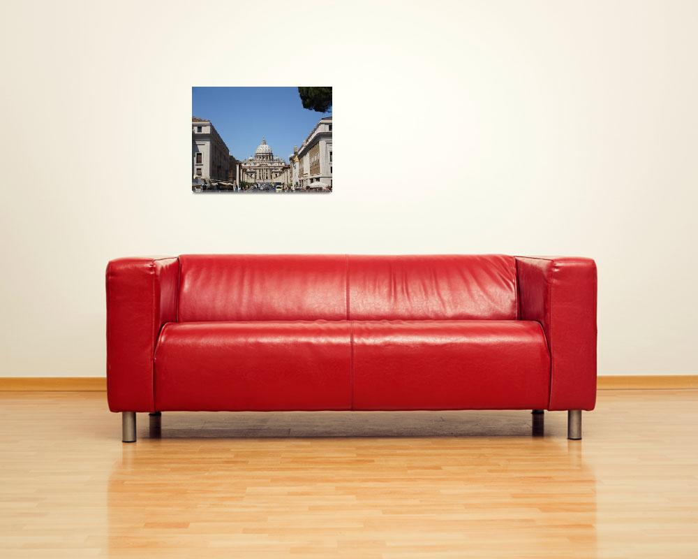 """Vatican City""  by DaniCaliGirl"