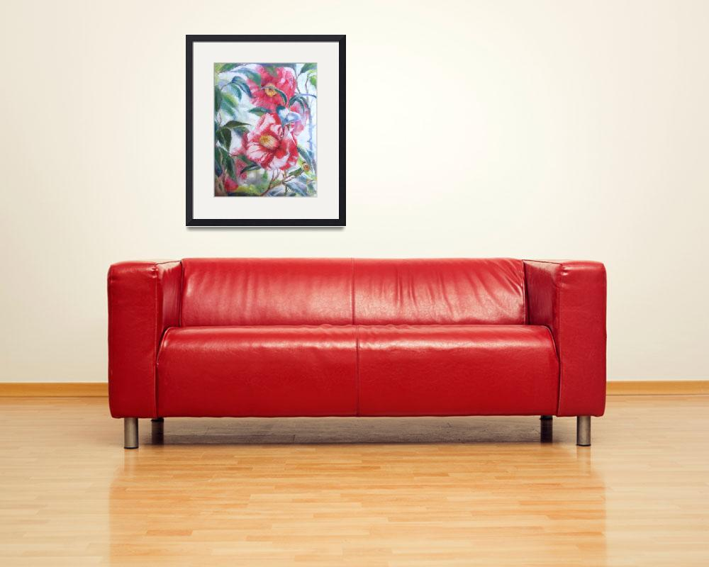 """""""Flowers In Full Bloom&quot  (2012) by landscapeprints"""