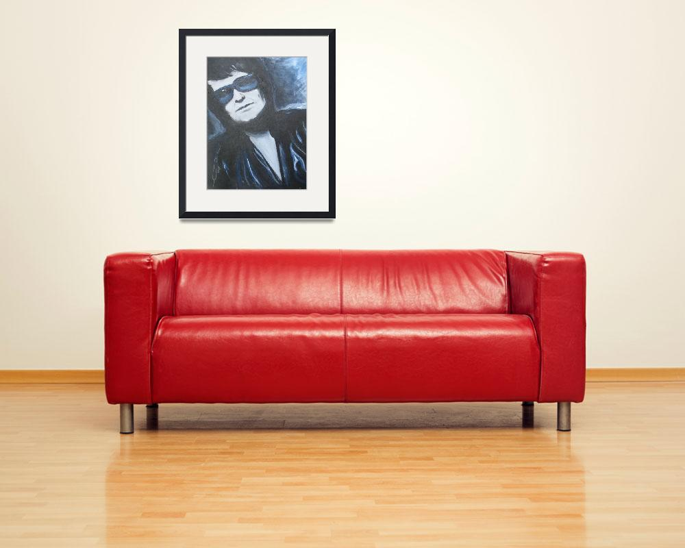 """""""Roy Orbison&quot  (2007) by EricDee"""