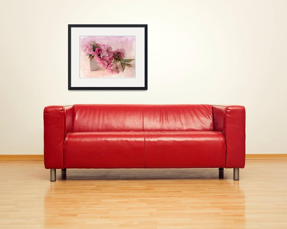 """""""Pink Blossom&quot  (2011) by JessicaJenney"""