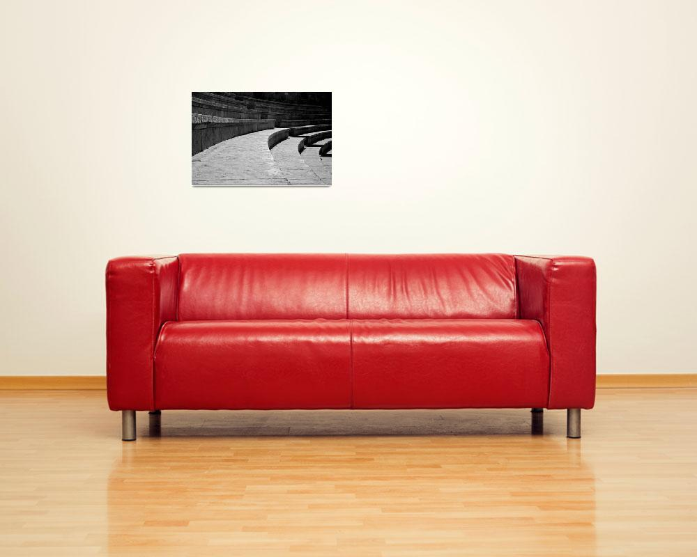 """""""Ancient Seating&quot  by adamprice"""