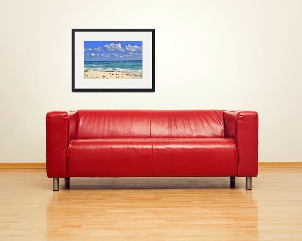 """""""Holiday Beach&quot  (2009) by johnfrench"""
