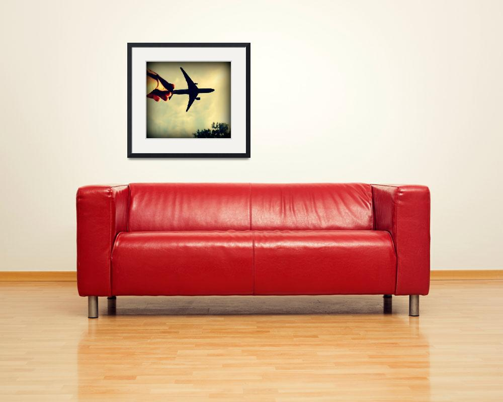 """""""Airplane&quot  (2012) by mhoelzer2988"""