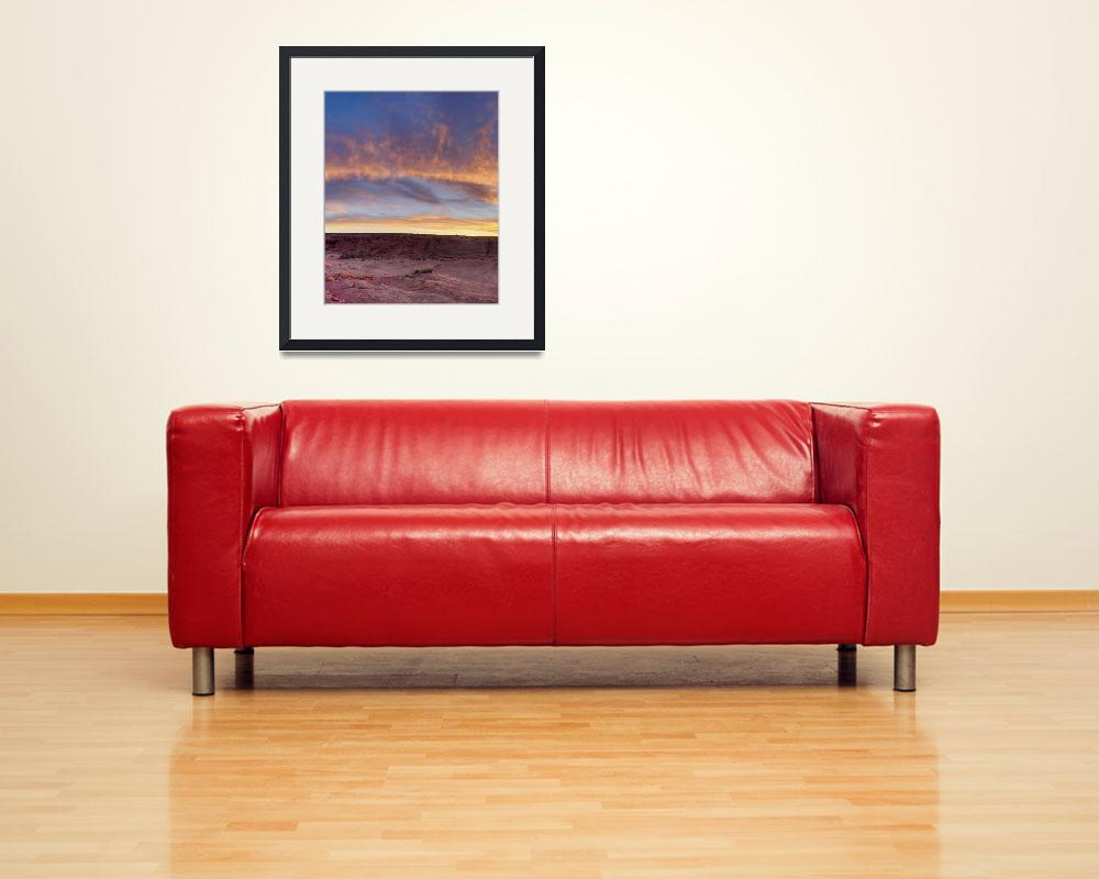 """""""Fire Panoramic one of three&quot  by artlicensing"""