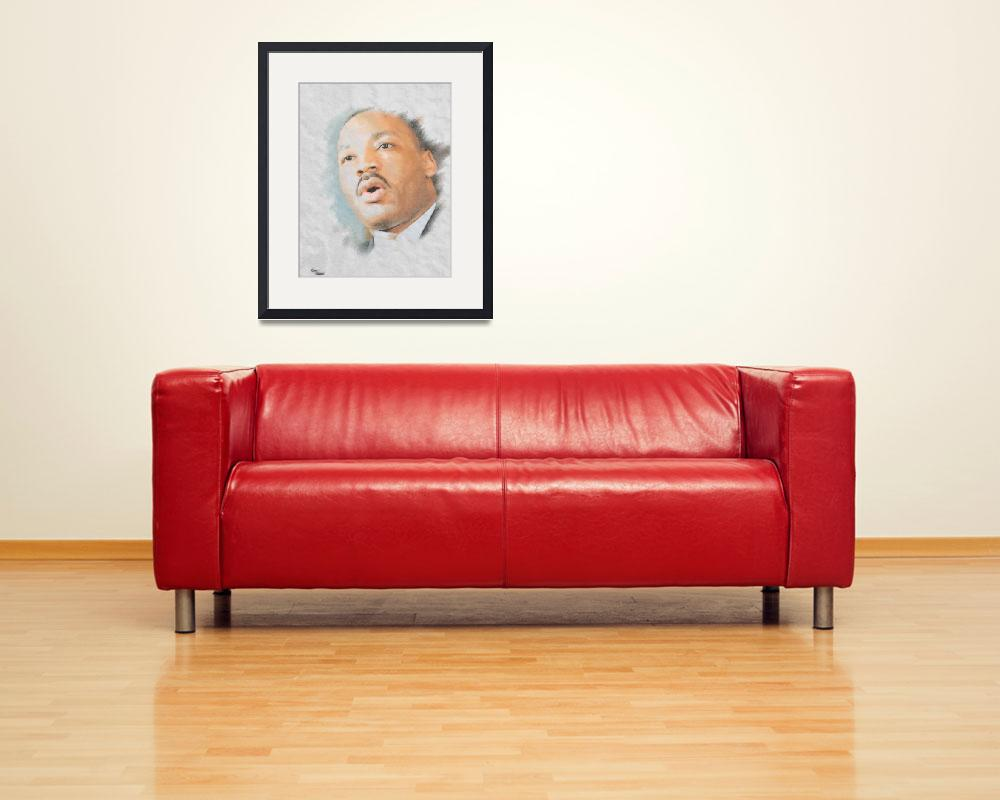 """""""MLK I Have A Dream""""  (2012) by kennthayer"""