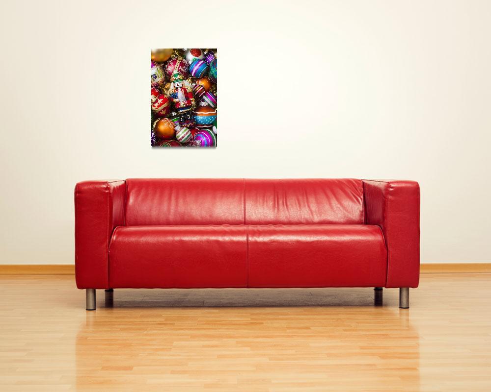 """""""Nutcracker ornament&quot  (2012) by photogarry"""