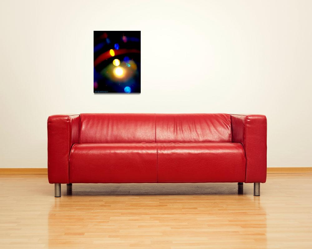 """""""Galactic Prisms""""  (2011) by mswenderful"""